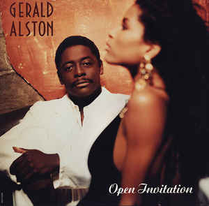 Gerald Alston ‎/ Open Invitation