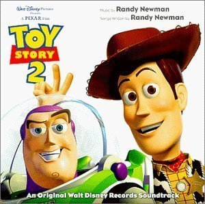O.S.T. / Toy Story 2 (Music by Randy Newman) (CD+ VCD) (미개봉)