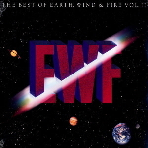 Earth Wind & Fire / The Best Of Earth Wind & Fire Vol. 2