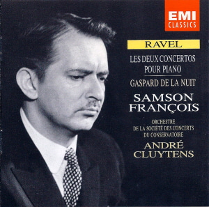 Samson Francois & Andre Cluytens / Ravel: The Two Piano Concertos