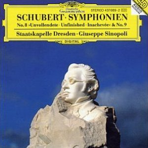 Giuseppe Sinopoli / Schubert: Symphony No.8 D.759 'Unfinished', No.9 D.944 'The Great'