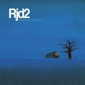 Rjd2 / The Third Hand (Instrumental) (DIGI-PAK, 미개봉)