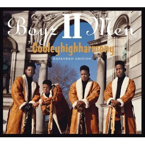 Boyz II Men ‎/ Cooleyhighharmony (EXPANDED EDITION) (2CD, DIGI-PAK)