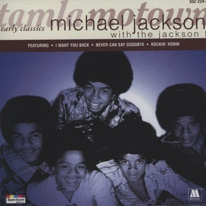 Michael Jackson & The Jacksons 5 / Tamla Motown Early Classics (미개봉)