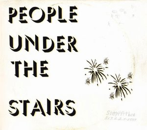 People Under The Stairs / Stepfather (CD+DVD, DIGI-PAK) (미개봉)