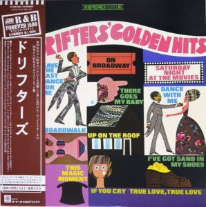 [LP] The Drifters / The Drifters' Golden Hits