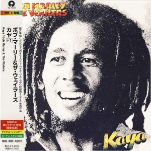 Bob Marley & The Wailers / Kaya (LP MINIATURE, 미개봉)