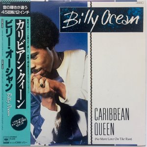 [LP] Billy Ocean / Caribbean Queen (No More Love On The Run)