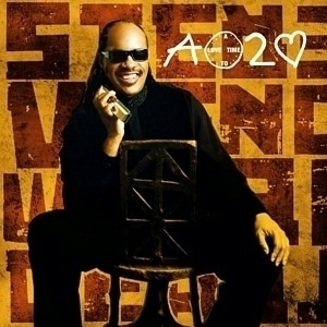 Stevie Wonder / A Time To Love (홍보용)