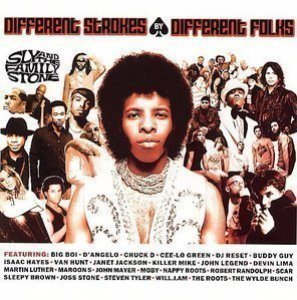 V.A. / Sly & The Family Stone Tribute: Different Strokes By Different Folks