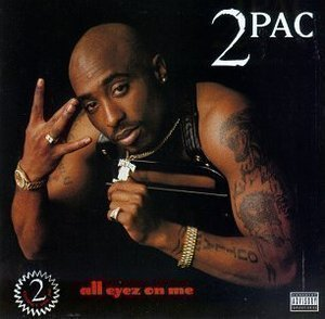 2Pac / All Eyez On Me (2CD, REMASTERED)