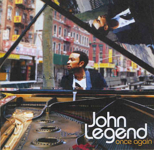 John Legend / Once Again