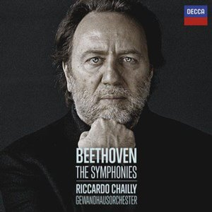 Riccardo Chailly / Beethoven : Symphonies Nos. 1-9 & Overtures (5CD, BOX SET)