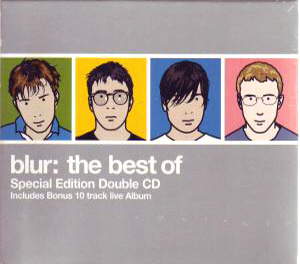 Blur / The Best of Blur (2CD LIMITED EDITION) (미개봉)
