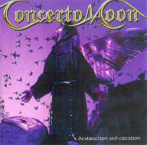 Concerto Moon / Destruction And Creation (2CD)
