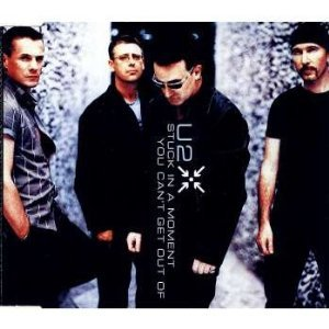 U2 / Stuck In A Moment You Can't Get Out Of (SINGLE, 미개봉)