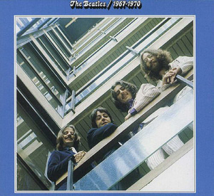 The Beatles / 1967-1970 (2CD, REMASTERED)