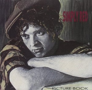 Simply Red ‎/ Picture Book (미개봉)