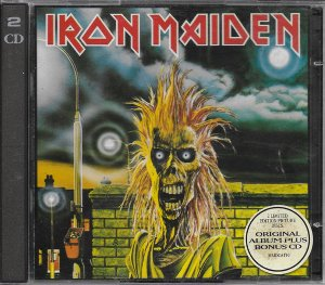 Iron Maiden ‎/ Iron Maiden (2CD LIMITED EDITION)