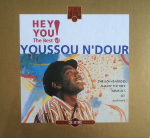Youssou N'Dour ‎/ Hey You! (The Best Of Youssou N'Dour) (LIMITED EDITION, GOLD CD)
