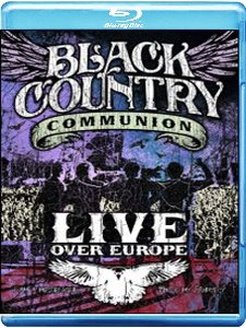 [Blu-ray] Black Country Communion / Live Over Europe