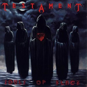 Testament / Souls Of Black