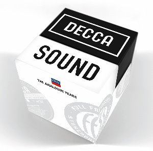 V.A. / Decca Sound : The Analogue Years (데카 사운드 2 - 아날로그 시대) (54CD, LIMITED EDITION, BOX SET, 미개봉)