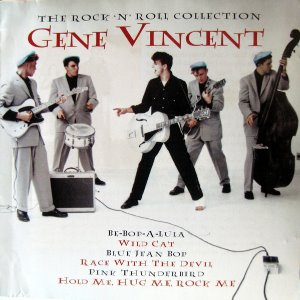 Gene Vincent ‎/ The Rock 'N' Roll Collection