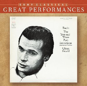Glenn Gould / Bach: The Two And Three Part Inventions