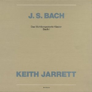 Keith Jarrett / Bach: The Well-Tempered Clavier Book I (2CD)