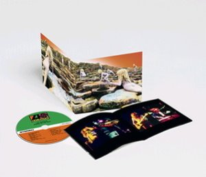 Led Zeppelin / Houses Of The Holy (2014 JIMMY PAGE REMASTERED, DIGI-PAK)
