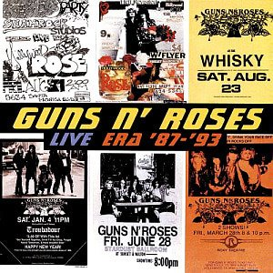 Guns N' Roses / Live Era '87-'93 (2CD)