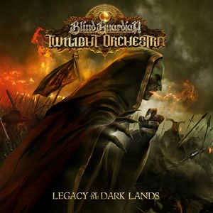 Blind Guardian Twilight Orchestra ‎/ Legacy Of The Dark Lands (2CD)