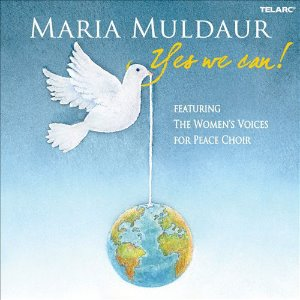 Maria Muldaur / Yes We Can! (홍보용)