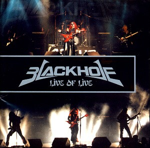 블랙홀(Black Hole) / Live Of Live (2CD)