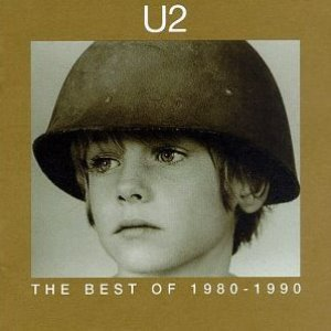 U2 / The Best Of 1980-1990