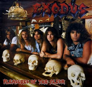 Exodus / Pleasures Of The Flesh (REMASTERED)