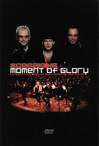[DVD] Scorpions / Moment of Glory (Live with the Berlin Philharmonic Orchestra)