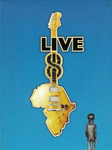 [DVD] U2, Paul McCartney, R.E.M, Green Day, Linkin Park, Sting, Robbie Williams, Pink Floyd, Coldplay / Live 8: July 2nd 2005 (4DVD)