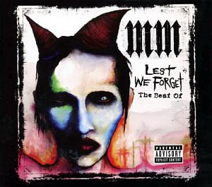 Marilyn Manson / Lest We Forget: The Best Of Marilyn Manson (WITH POSTER)