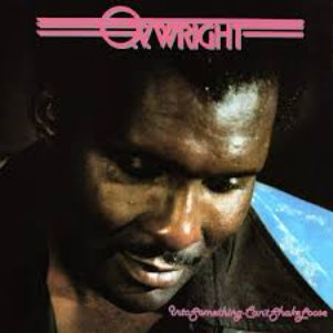 O.V. Wright ‎/ Into Something (Can't Shake Loose) (LP MINIATURE)