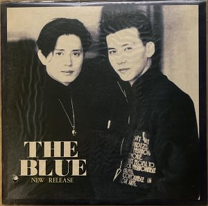[LP] 더 블루(The Blue) / New Release (미개봉)