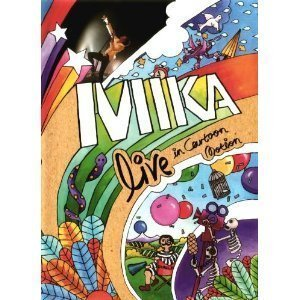 [DVD] Mika / Live In Cartoon Motion