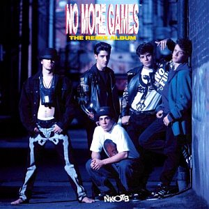 New Kids On The Block / No More Games (The Remix Album)