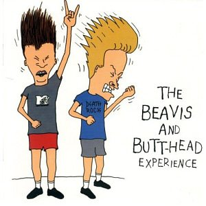 O.S.T. / The Beavis And Butt-head Experience (비비스 앤 벗헤드)