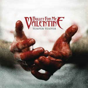 Bullet For My Valentine / Temper (DELUXE EDITION) (미개봉)