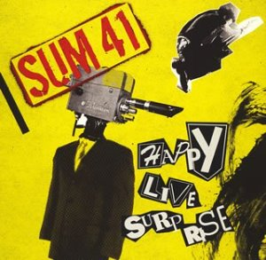 Sum 41 / Happy Live Surprise (CD+DVD, LIMITED EDITION)