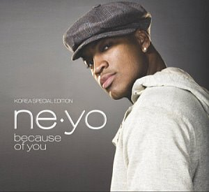 Ne-Yo / Because Of You (CD+DVD Special Edition, 미개봉)