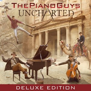 The Piano Guys / Uncharted (CD+DVD Korea Deluxe Edition, 홍보용)