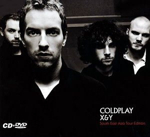 Coldplay / X&Y (CD+DVD South East Asia Tour Edition) (홍보용)
